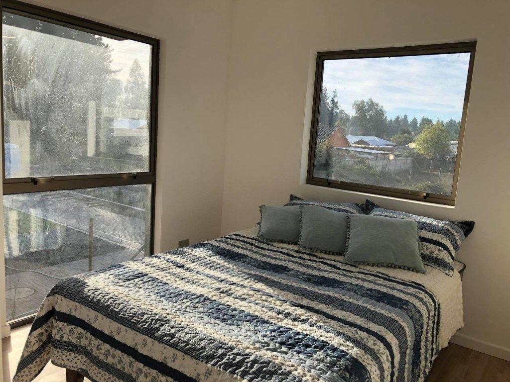 Dormitorio 1 de casa en arriendo en condominio de Cabrero, Biobio, Chile