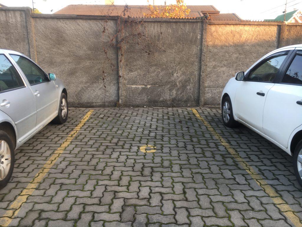 Estacionamiento en arriendo departamento Concepción Lomas de San Sebastián 2 dormitorios