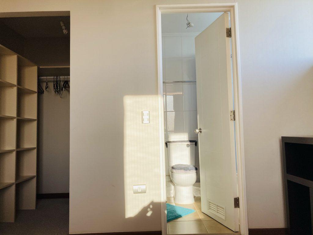 Arriendo departamento Concepción Lomas de San Sebastián 2 dormitorios