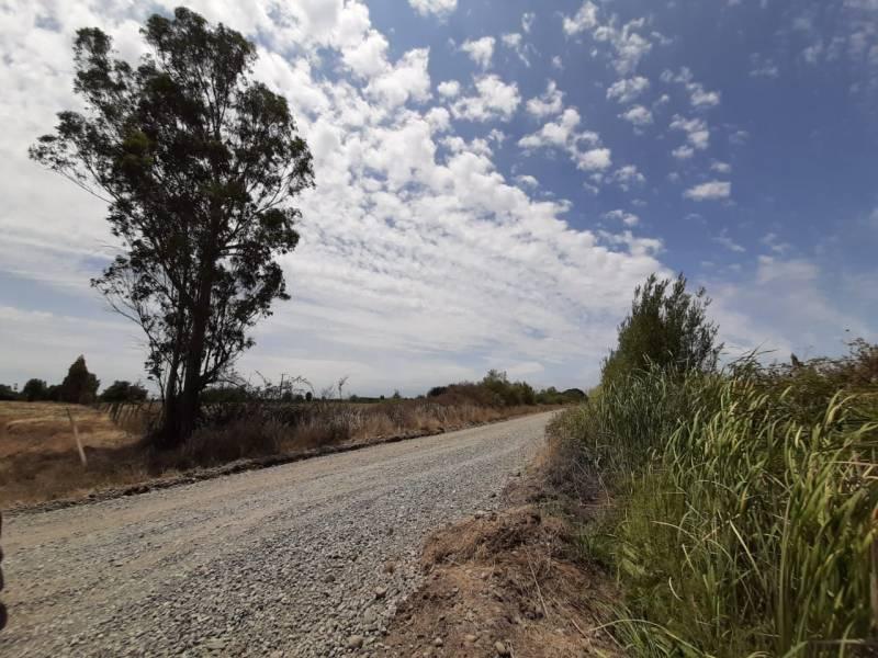 Loteo parcelas Los Corrales Parral Maule en venta cruce Paso Inferior Torca