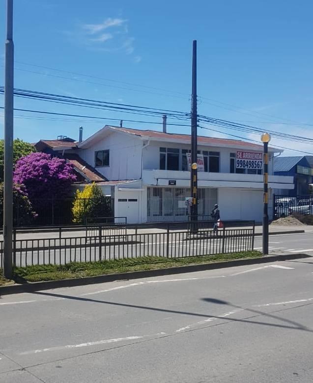 Se vende local comercial Av. Picarte 2900 Valdivia sector Santa Elena amplio gran plusvalía