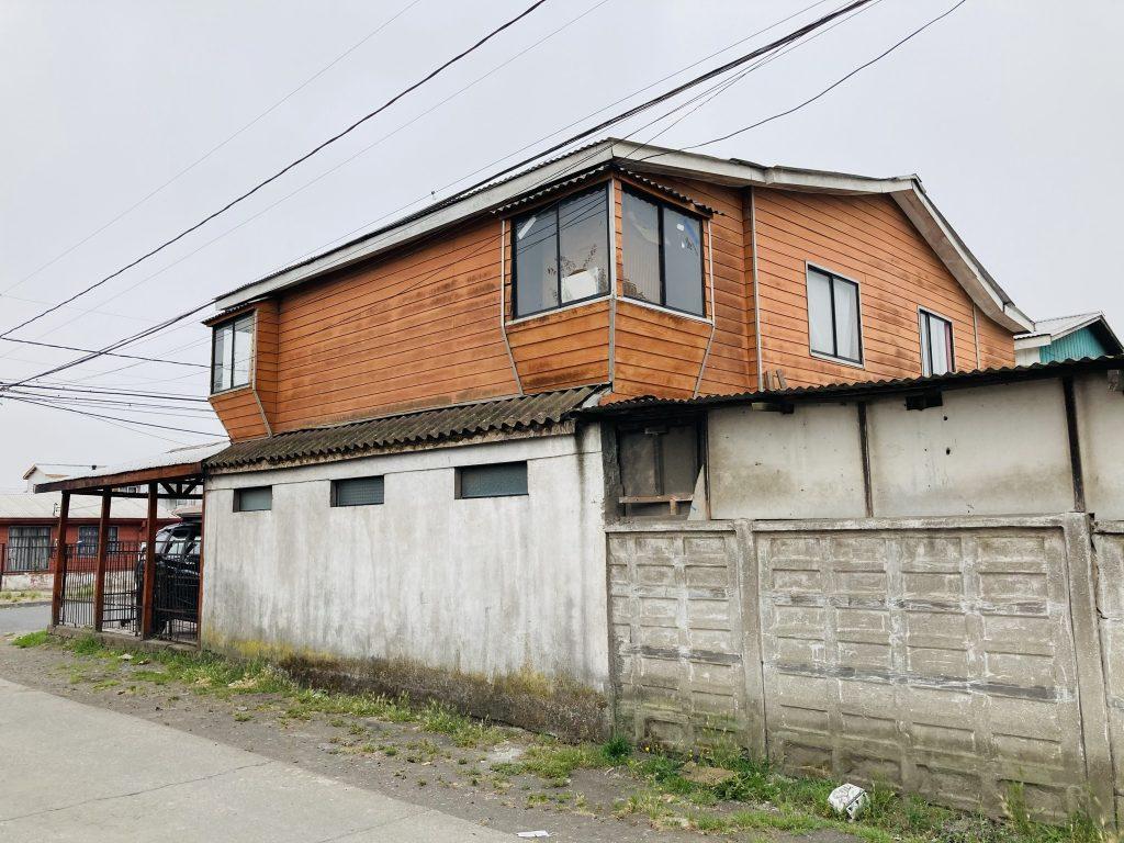 Venta de casa en Talcahuano Salinas Huachicoop Higueras Denavisur San Marcos Los Cóndores los cerros